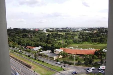 A sight to Botanical Garden - Curitiba - Apartment