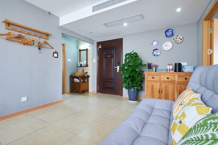 嵊泗天悦湾度假村全海景公寓(2号楼1001室在菜园石柱村)
