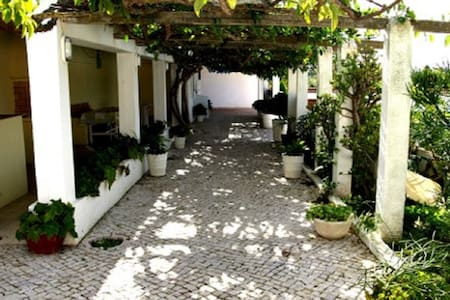 Apartment in quinta with shared garden and pool. - Guia