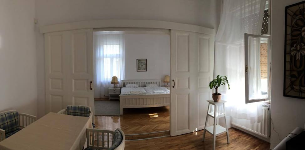 Apartment in the heart of Keszthely
