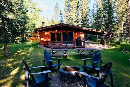 Riverside Bragg Creek Cabin