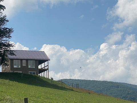 Phenomenal Views Private Cabin @ Grayson Highlands