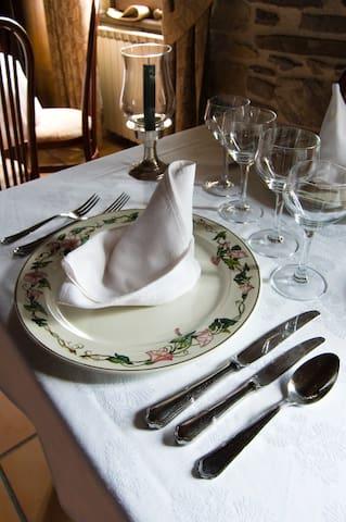 Expérience de charme dans petit Manoir avec Spa - Estaing - Guesthouse