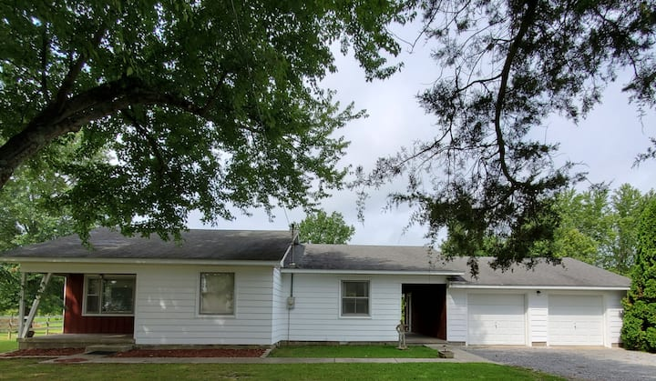 Cozy Country home in Carterville