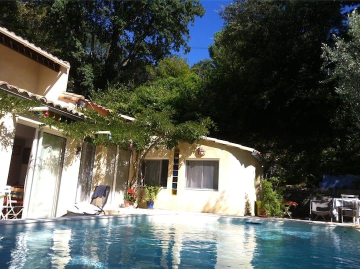 La villa Flora - Chambre d'hôte - Nyons