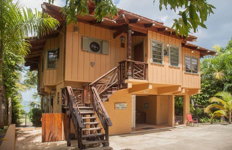 6 Bedroom Beachfront Villa Rincon Puerto Rico