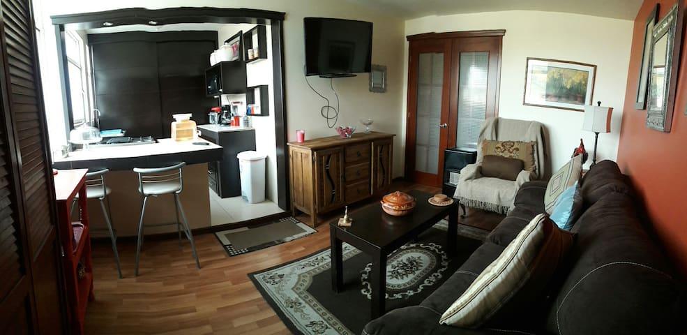 Bonita  Casa  Céntrica Muy  Comoda Con Linda Vista