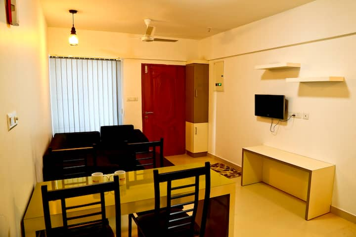 Service apartment at special economic zone Cochin