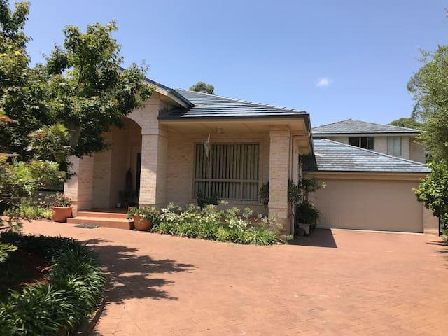 Modern Spacious Garden Apartment