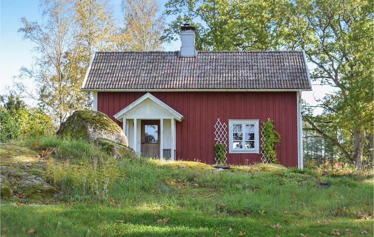 Holiday cottage with 1 bedroom on 53m² in Värnamo
