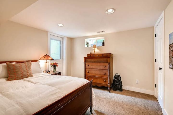 N'hood Home near Downtown Denver - Downstairs Apt