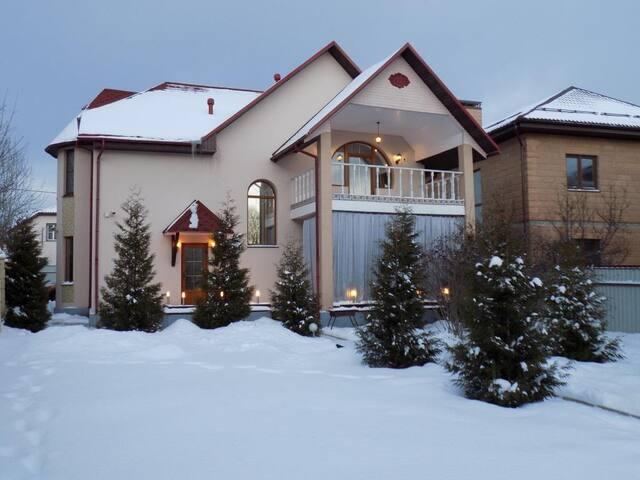 Luxury cottage 5 km from Moscow - Vidnoye - Ház