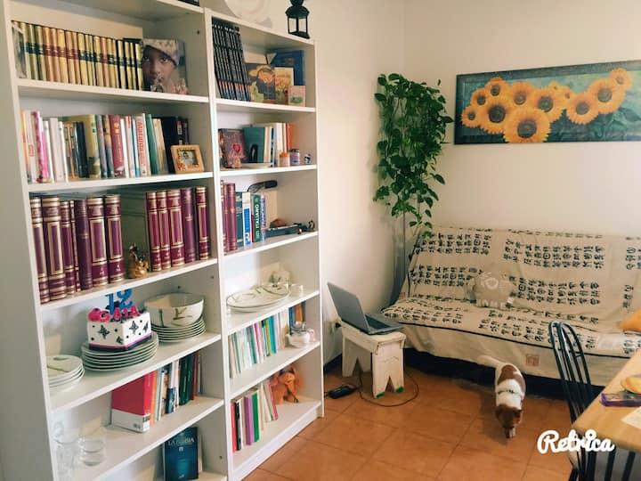 Sweet rome room