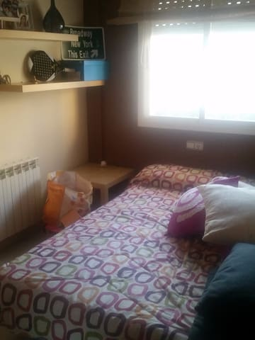 Habitación Cardedeu, pueblo cercanias de Barcelona - Cardedeu - Guest suite