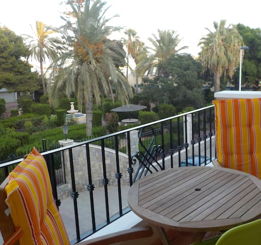 Homely 3 bedrooms flat in San Pedro del Pinatar. - San Pedro del Pinatar - Appartement