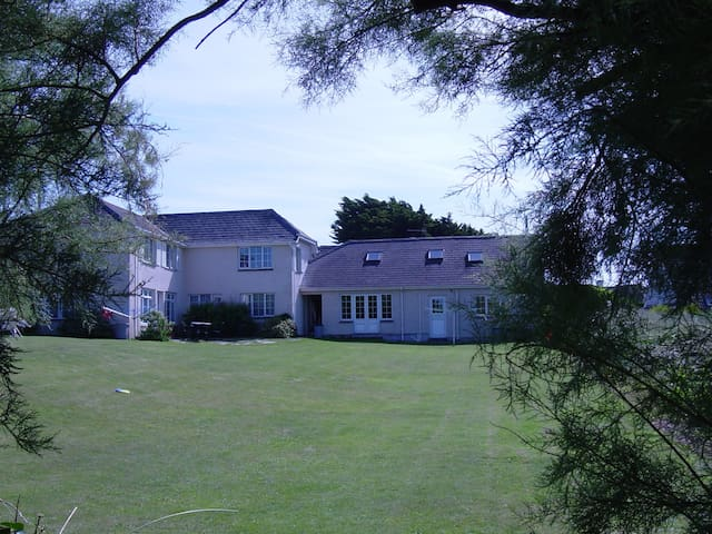 Trevose View, Garden Cottage Flats - Saint Merryn - Appartement