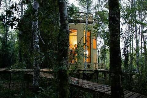 Nidales Reussland Lodge de Naturaleza