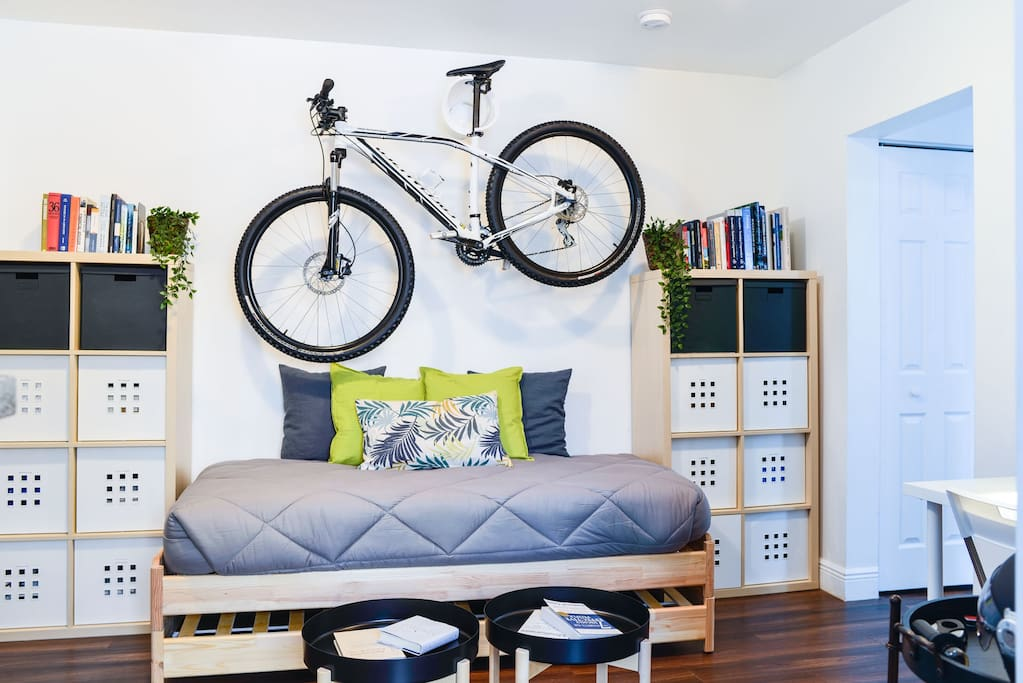 Modern and fresh decor