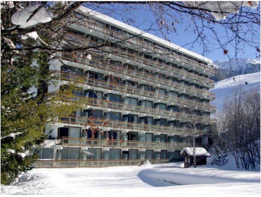 appartement courchevelle 1650 appartements louer saint bon tarentaise rh ne alpes france. Black Bedroom Furniture Sets. Home Design Ideas