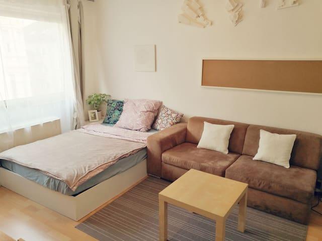 Gemütliches Apartment in Stuttgart-Mitte - Stuttgart - Appartement