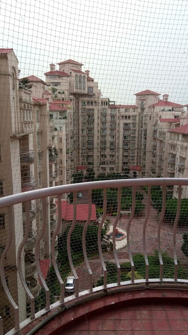condominium view