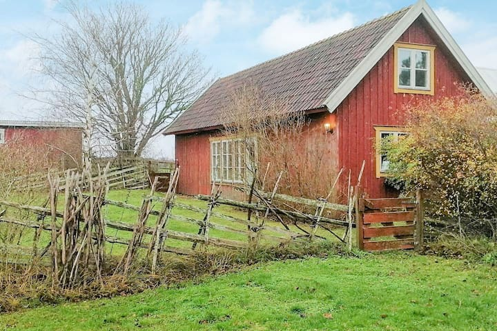 8 person holiday home in GOTLANDS.TOFTA
