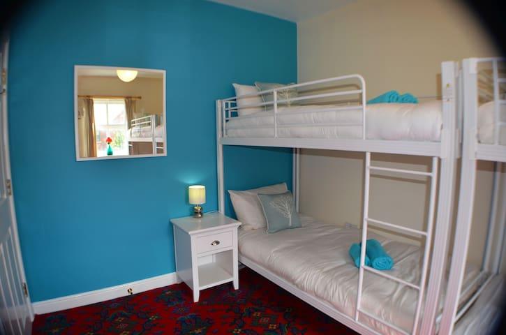 Quadruple Room in Excellent Area - Manchester - Apartament