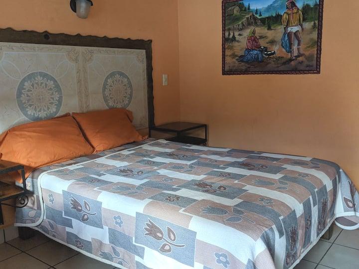 Habitación con 1 cama