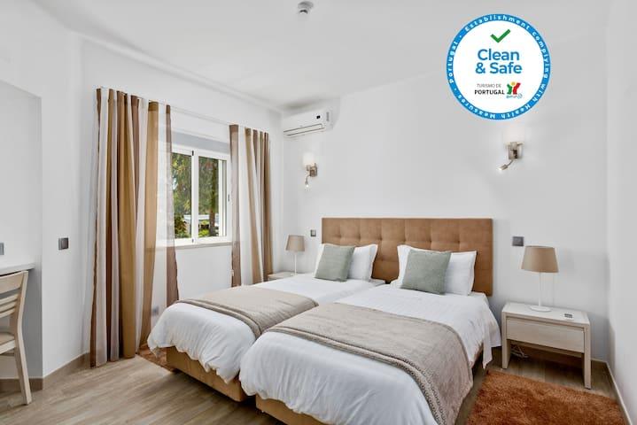 1 bedroom, 2 bath- Deluxe Villa - Prado Villas