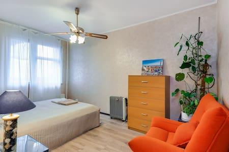 NEW Comfortable, cozy & bright apt. - Moskva
