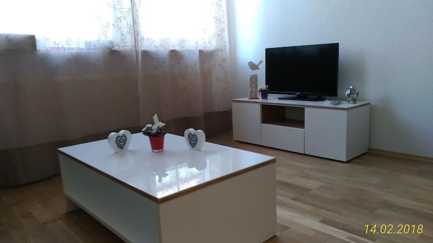 2-Zimmerwohnung in Reutlingen Mitte