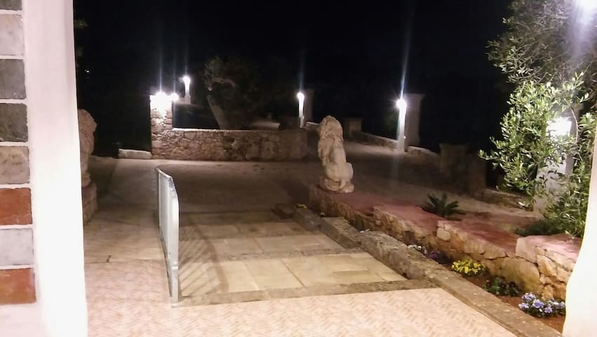 Villa San Martino vicino Gallipoli - Marina di Mancaversa - Casa de camp
