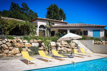 Character Villa With Magnificent Views and Pool