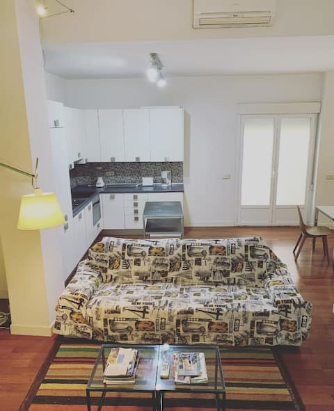 Luxury Apartment I in Madrid Downtown