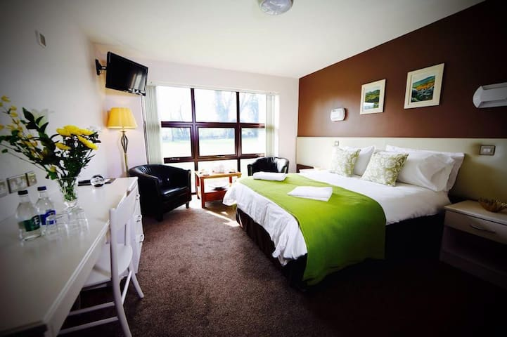 Ti Chulainn & Slieve Gullion Lodge - Mullaghbawn - Hotel boutique