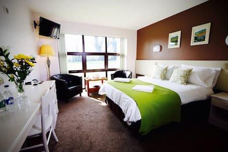Ti Chulainn & Slieve Gullion Lodge - Mullaghbawn - Hotel butik