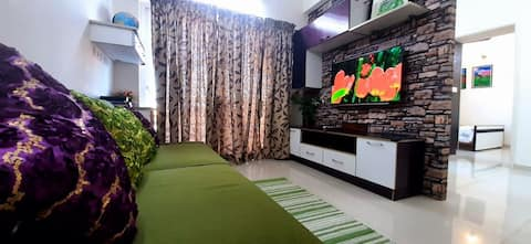 On IT Corridor residential community withAmenities