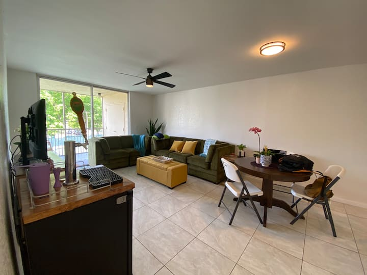 Home Away from Home | 2/2 APT near Downtown Doral