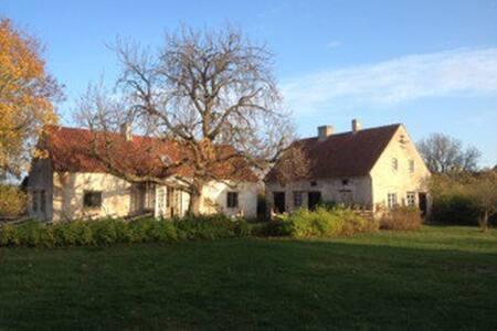 Atmospheric rooms in Gammelgarn, eastern Gotland - Gammelgarn