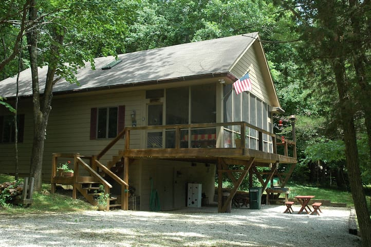 Vacation Home on Lake Close to Louisville Ky