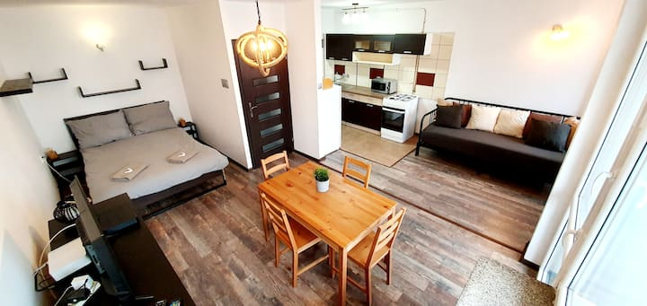 TOPFLOOR-DEERHOUSE A COSY FLAT IN THE CITY CENTER!