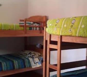 Habitacion compartida / Dorm de 3 - Cochabamba
