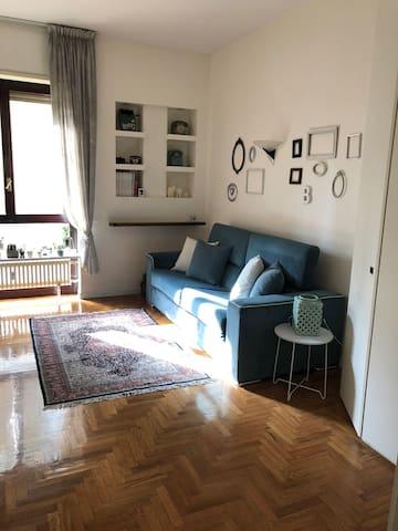 Appartamento a due passi dall'ospedale