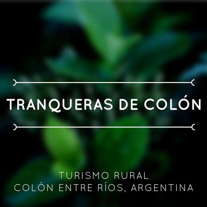 TRANQUERAS DE COLON -TURISMO RURAL