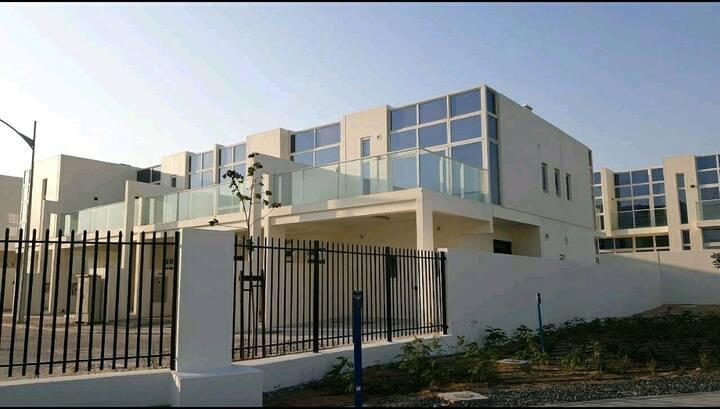 Damac Okoya Oxygen Fully Furnished Villa