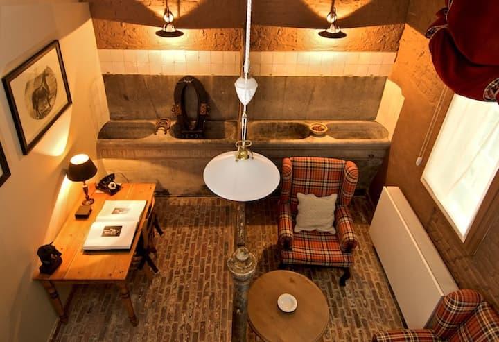 Duplex Suite with garden view