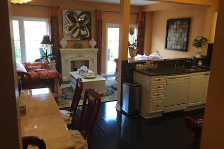 A1 - Comfortable Room in Milton - Milton