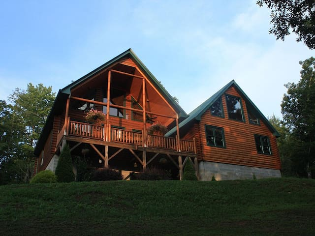 Sharing our family cabin with you!