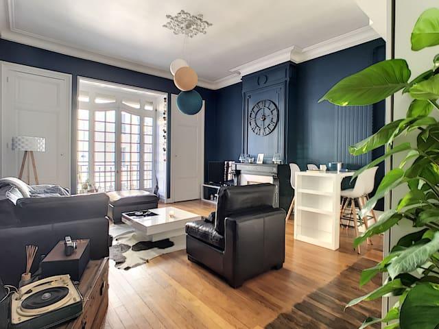 Appartement Haussmannien à Villefranche sur Saône