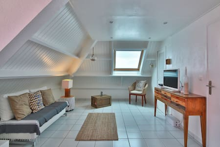 Sunshine house 1 Bedroom + mezzanine Apt - Marigot - Apartemen